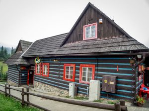 Ľudové múzeum – Ždiarsky dom