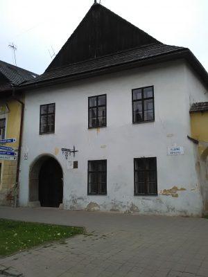 Múzeum meštianskej bytovej kultúry v Kežmarku