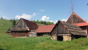 Osturňa – Pamiatková rezervácia ľudovej architektúry