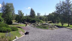 Botanická záhrada – expozícia tatranskej prírody