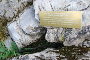 Náučná geologická plocha Podmuráň