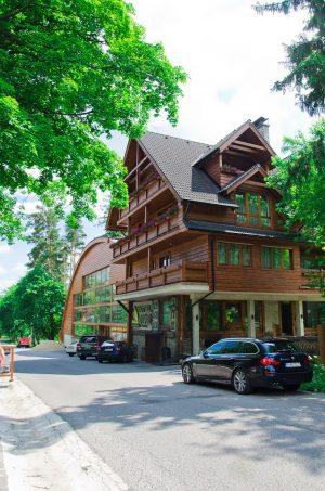 Tatranská reštaurácia