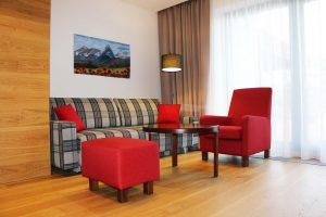 Lesná – Privileged with Garden Terrace