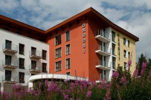 Apartmány hotela CROCUS