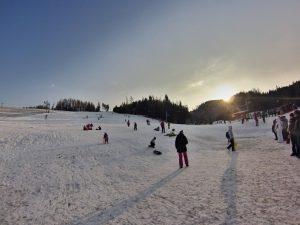 Ski centrum Kubašok – Spišské Bystré