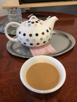 Kaviareň a čajovňa U Vlka