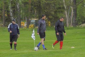 FootGolf v Tatrách