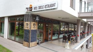 Reštaurácia Hotela Crocus