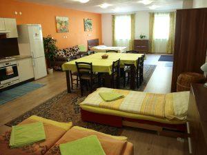 Apartmány Mia