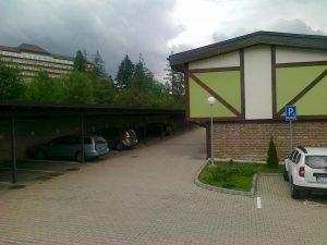 Apartmanovy dom Familia Smokovec