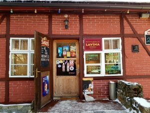 Reštaurácia Lavína