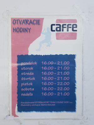 Rock Café Lezecká Stena