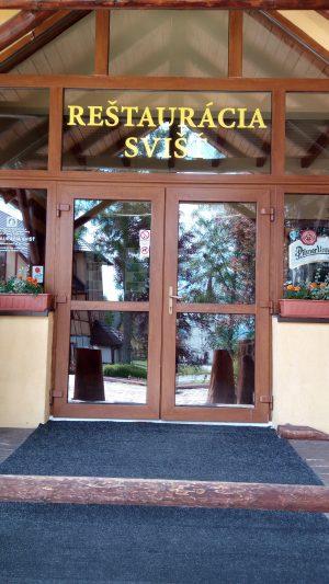 Reštaurácia Svišť