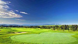 Golf s nádherným výhľadom