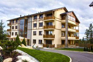 Hotel Lesna – Apartmanove Domy