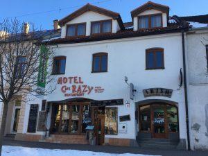Hotel Café Razy