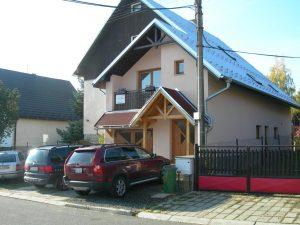 Apartmány EURO-CRV