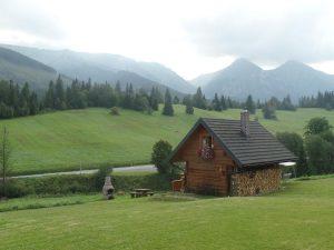 Chata pod Belianskymi Tatrami