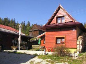 Chata u Jany