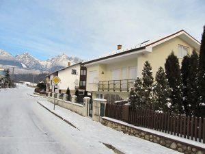 Apartmány Plesnivec