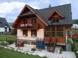 Penzión pod Tatrami