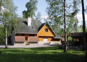 Chata Alpina 2