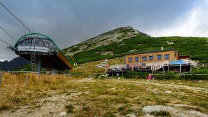 Horská chata pod Soliskom