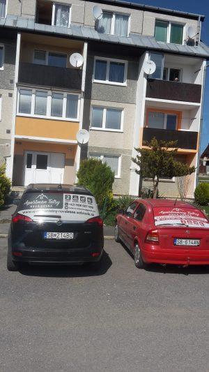 Apartmán Tatry