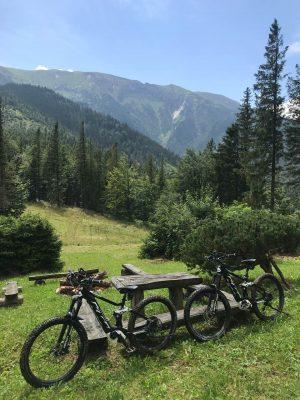 Požičovňa E-Bike v Tatrách