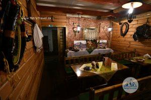 Macová koliba v Tatranskej Štrbe