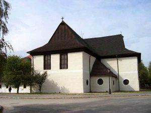 Artikulárny kostol v Kežmarku