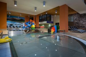 Wellness centrum Grand Hotel Permon