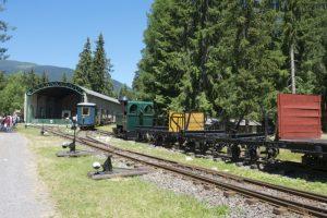 Považská Lesná železnica