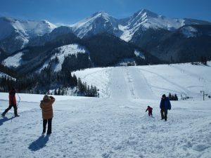 Skicentrum Strednica