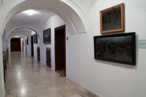 Galéria v kaštieli Strážky