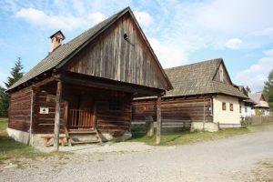 Múzeum liptovskej dediny Pribylina