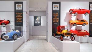 Pedal Planet – Galéria šliapacích autíčok
